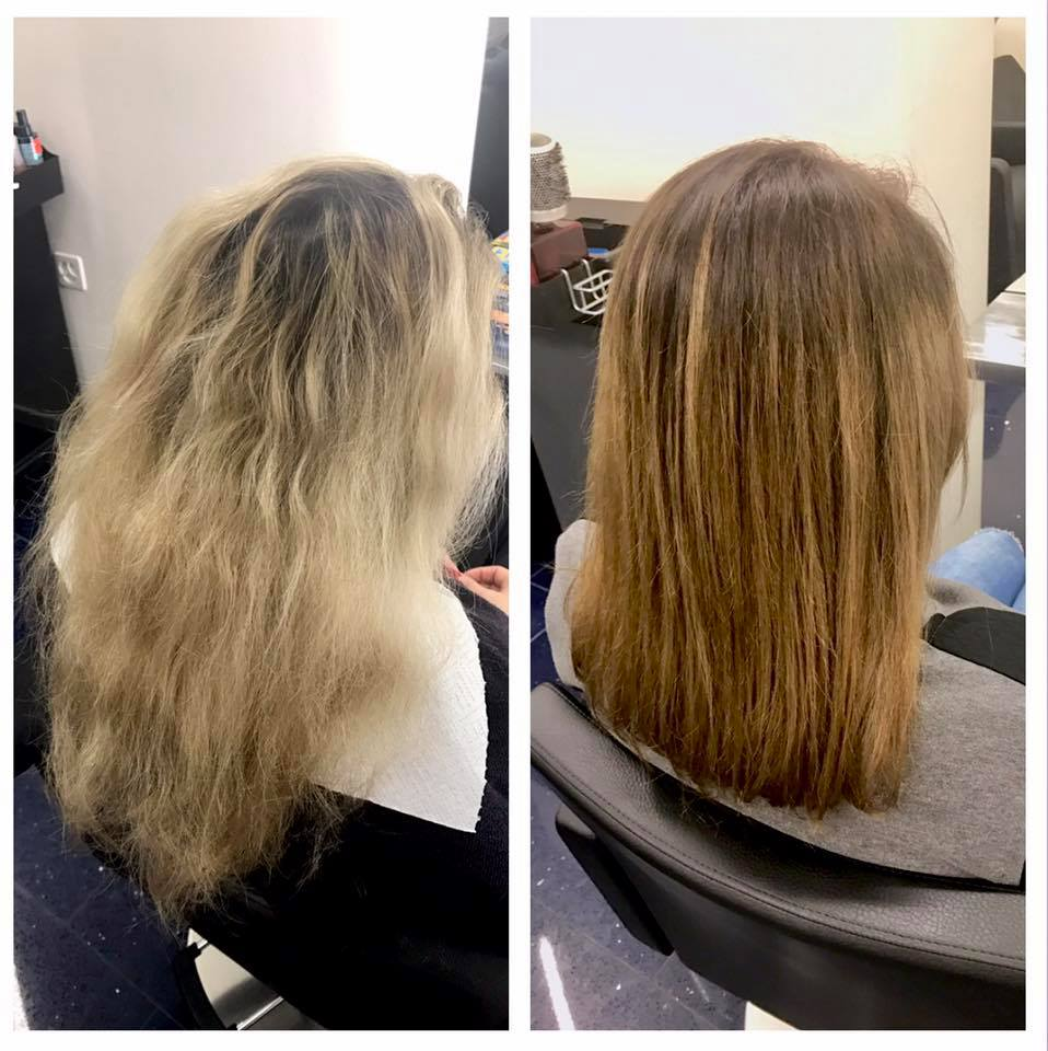Haare färben   SAM Hairstyling Coiffeur Basel